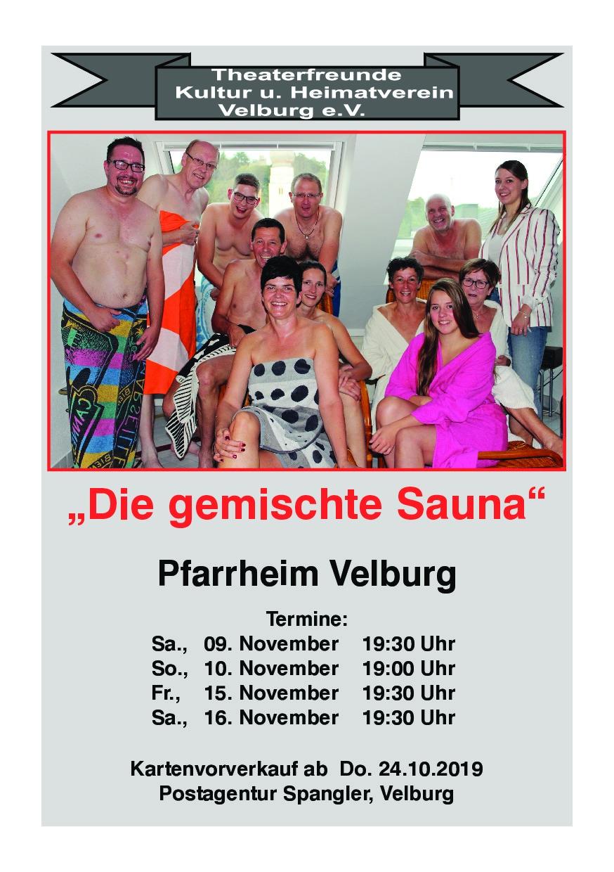 Theater Theaterfreunde Velburg
