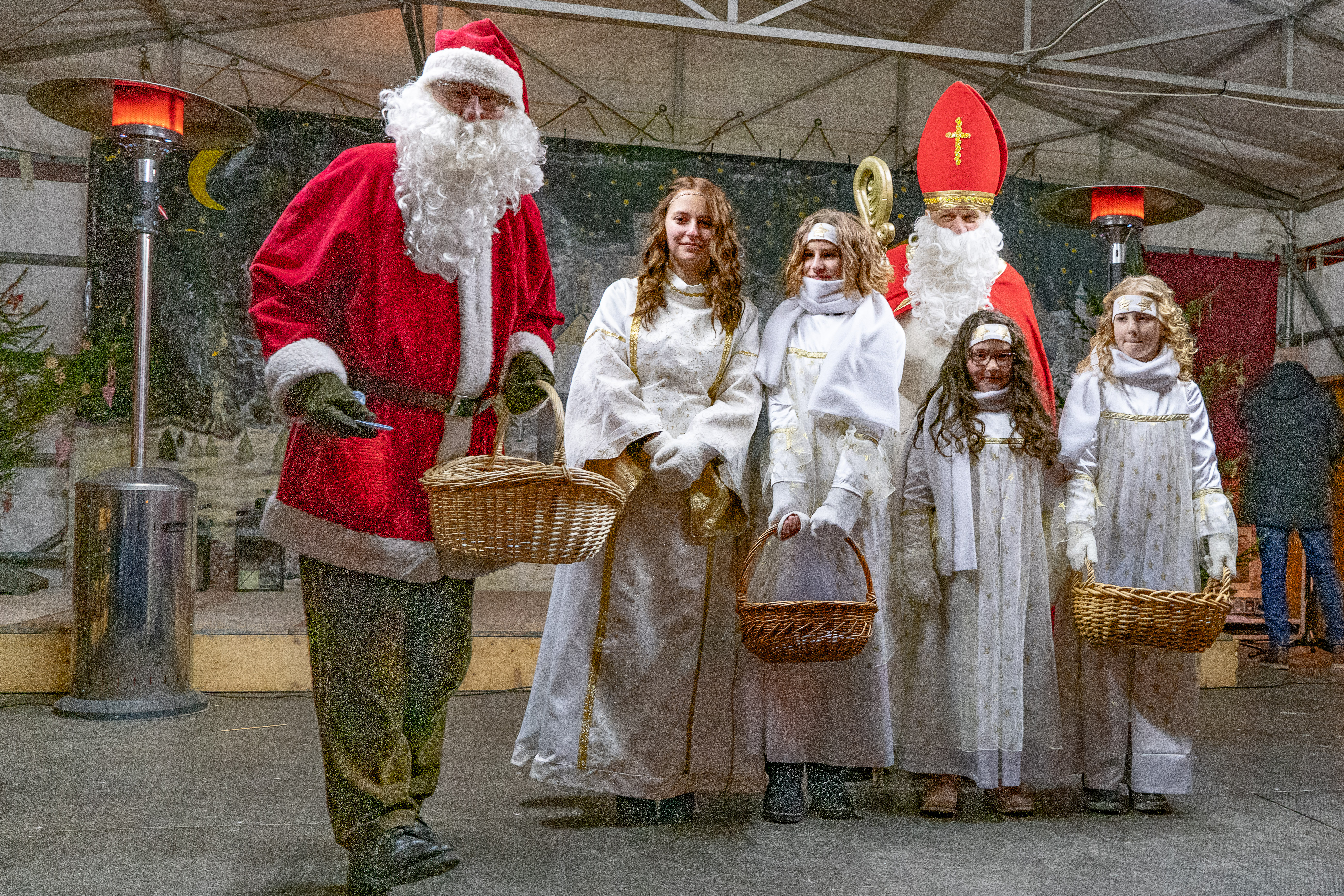 23. Velburger Weihnachtsmarkt vom 13.12. bis 15.12.2019