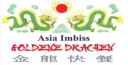 Asia - Goldene Drachen