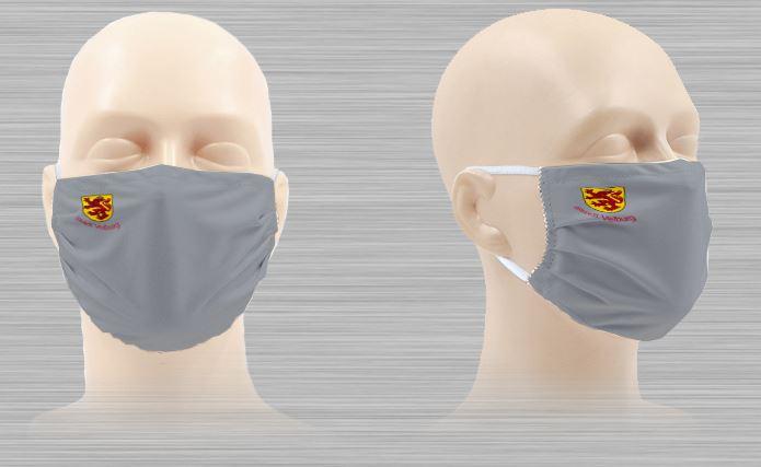 Mund-Nasen-Bedeckung der Stadt Velburg