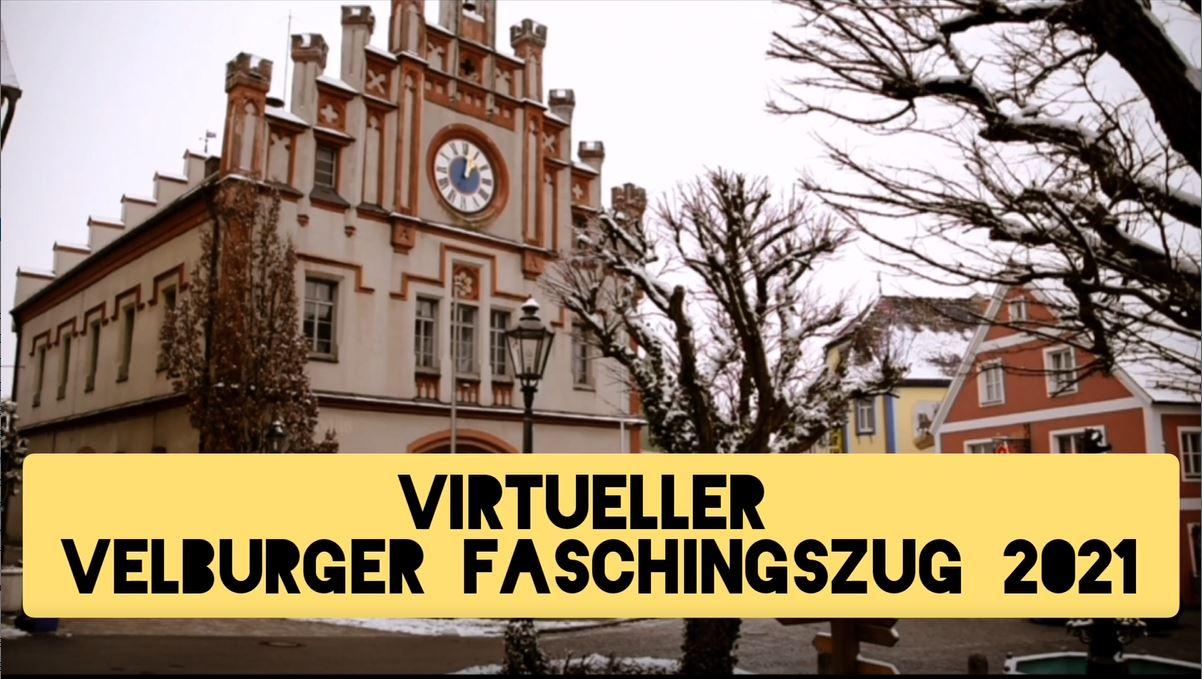 Virtueller Faschingszug Velburg