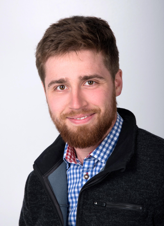 Gemeindlicher Jugendpfleger Andreas Steiner