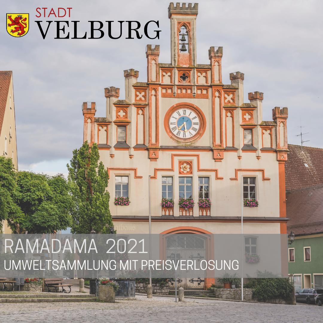 Ramadama zum Mitnehmen 2021