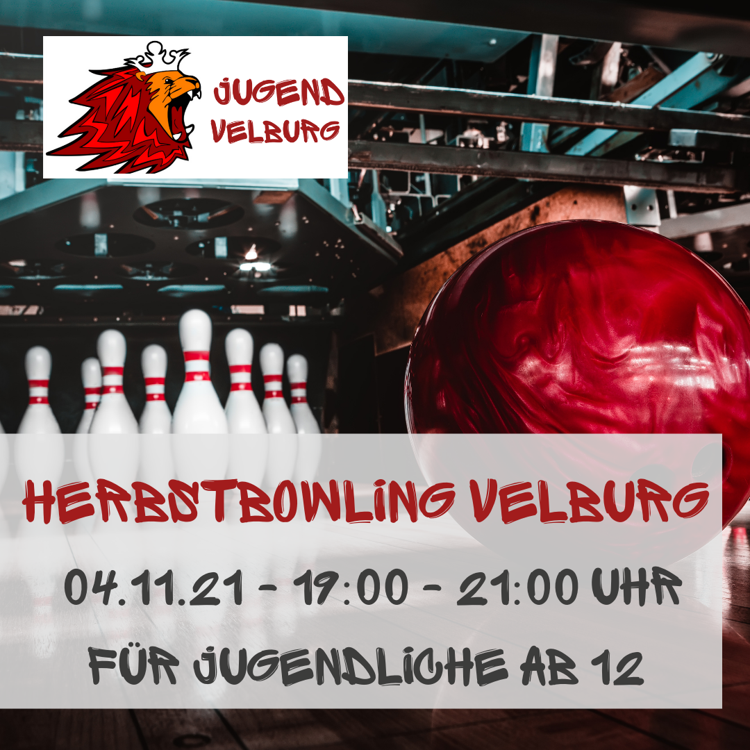 Herbstbowling