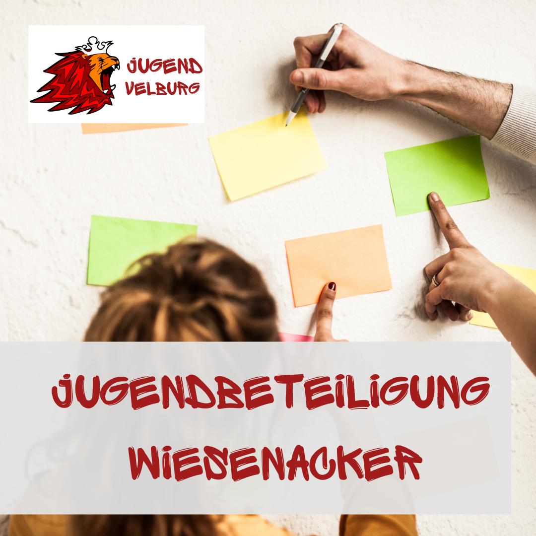 Jugend(treff)beteiligung in Wiesenacker